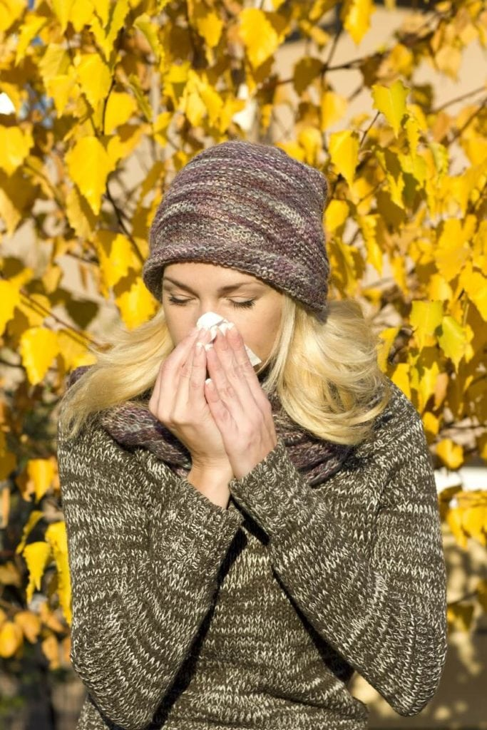 Fall Season with Asthma