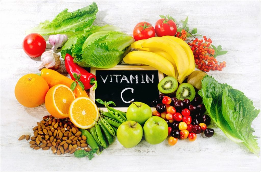 vitamin c for colds